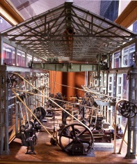 Engineering workshop model, c1893-1910