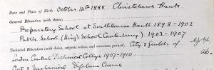 Druitt's membership form