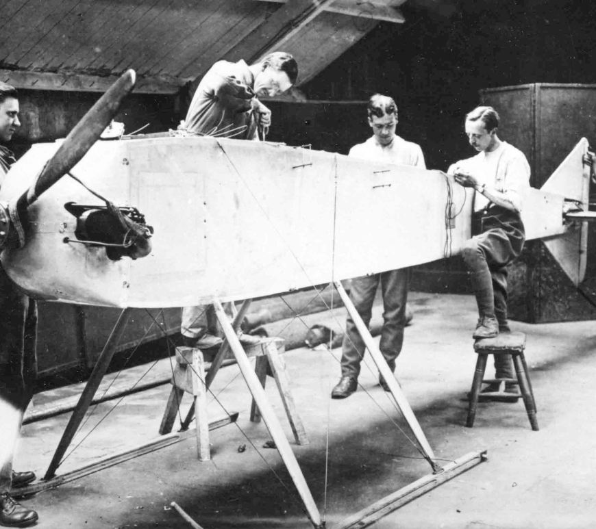 birth of aviation Birth of naval aviation capt washington irving chambers prepares contract specifications for the navy's first aircraft this date is later designated the birthday of us naval aviation.